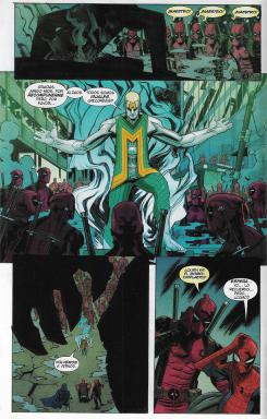El Asombroso Spiderman, núm. 147. Página de muestra 2.