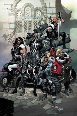X-Force nº 2 post Extermination 2019