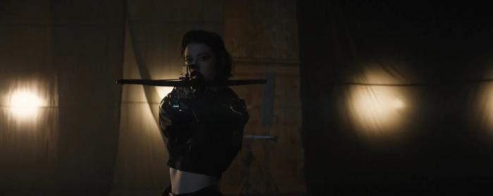 Imagen del primer teaser de Birds of Prey, Mary Elizabeth Winstead es The Huntress