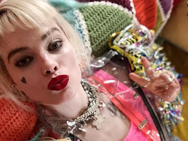 Imagen promocional de Harley Quinn en Birds Of Prey (And the Fantabulous Emancipation of One Harley Quinn)