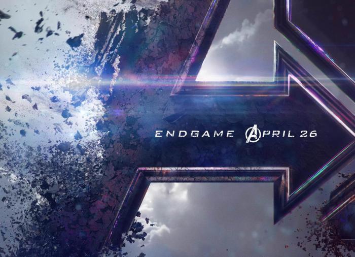 Teaser póster de Avengers: Endgame (2019)