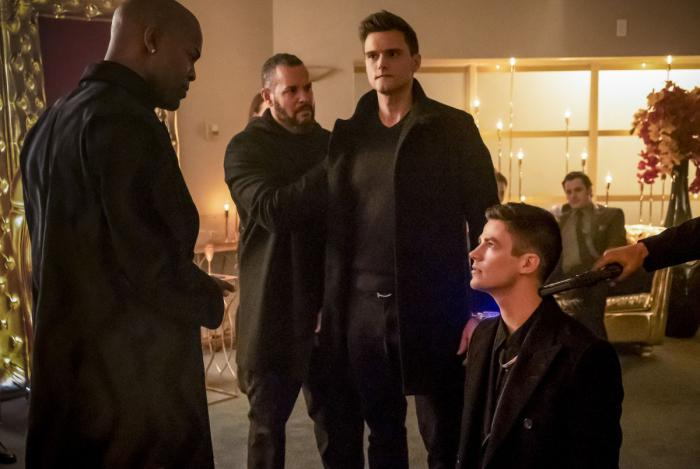 Imagen de The Flash 5x13: Goldfaced