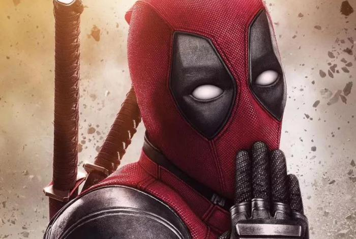 Recorte de póster para China de Deadpool 2 (2018)