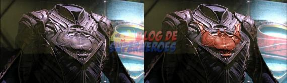 "Posible referencia a Batman en ""Man of Steel"""