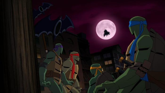 Imagen de Batman vs. Teenage Mutant Ninja Turtles (2019)