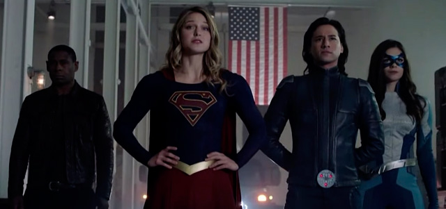 Imagen de Supergirl 4x11: What's So Funny About Truth, Justice and The American Way?