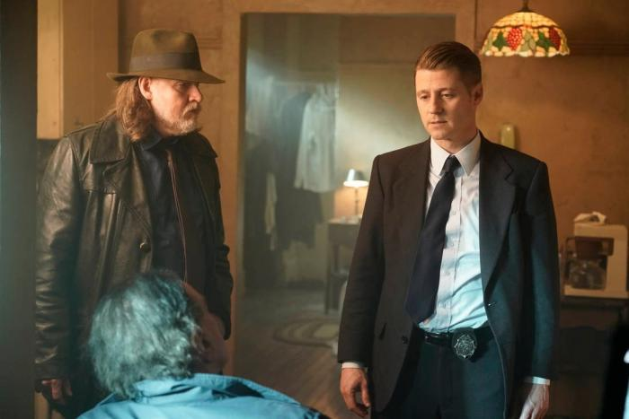Imagen de Gotham 5x08: Nothing's Shocking