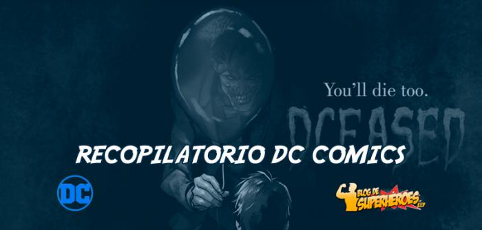 Recopilatorio DC Comics: revelado DCeased