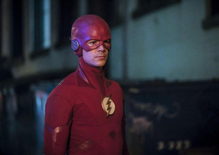 Imagen de The Flash 5x16: Failure is an Orphan