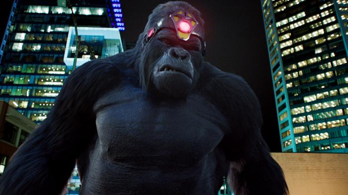 Imagen de The Flash 5x15: King Shark vs. Gorilla Grodd