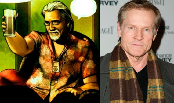 William Sadler podría ser Sal Kennedy en Iron Man 3