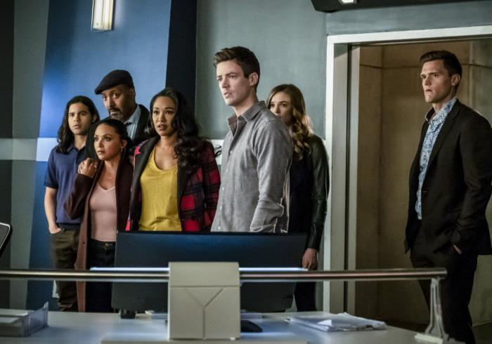 Imagen de The Flash 5x17: Time Bomb