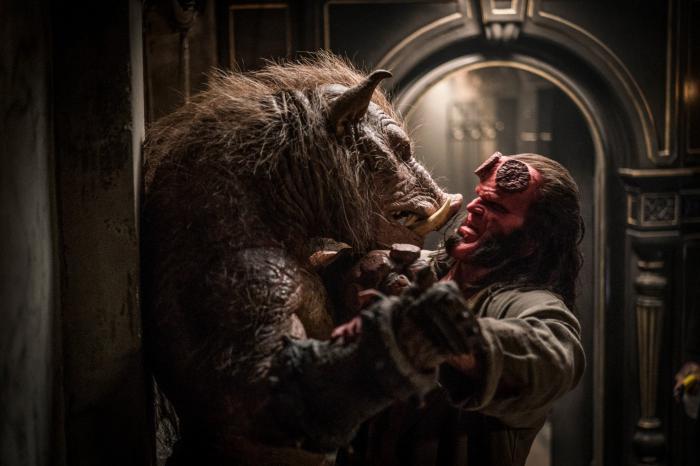 Imagen de Hellboy (2019)