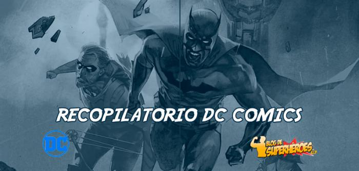 Recopilatorio DC Comics: Solicitudes de junio
