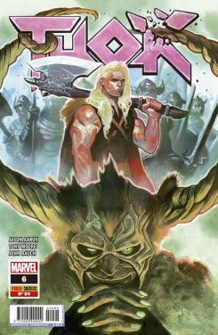 Portada de Thor, núm. 6.