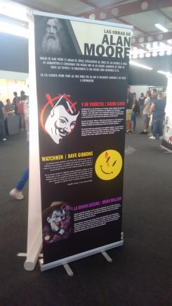 Paneles de Blog de Superhéroes en la Comic Can 2016