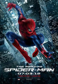 Póster de The Amazing Spider-Man (2012)