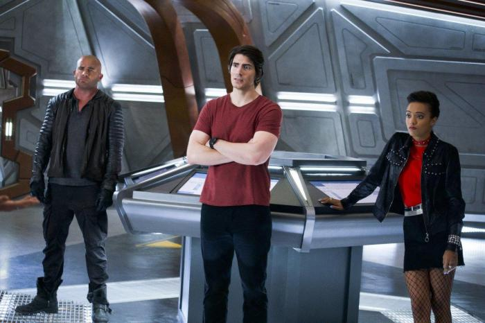 Imagen de Legends of Tomorrow 4x10: The Getaway