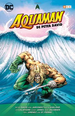 Portada de Aquaman de Peter David vol. 01 (de 3)