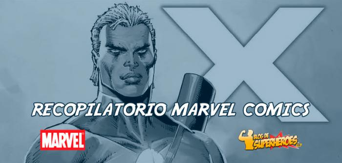 Recopilatorio Marvel Comics: vistazo a Major-X