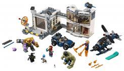 Set de LEGO de Vengadores: Endgame (2019)