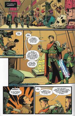 100% Marvel. Hombre Múltiple: Todo tiene sentido al final. Página de muestra.