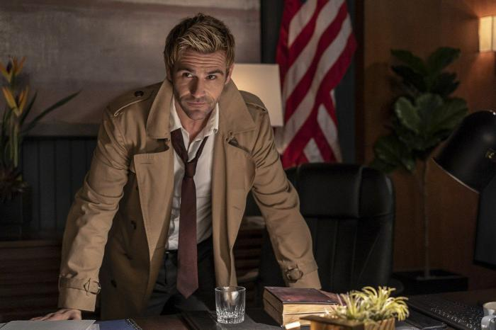 Imagen de Legends of Tomorrow 4x12: The Eggplant, The Witch & The Wardrobe