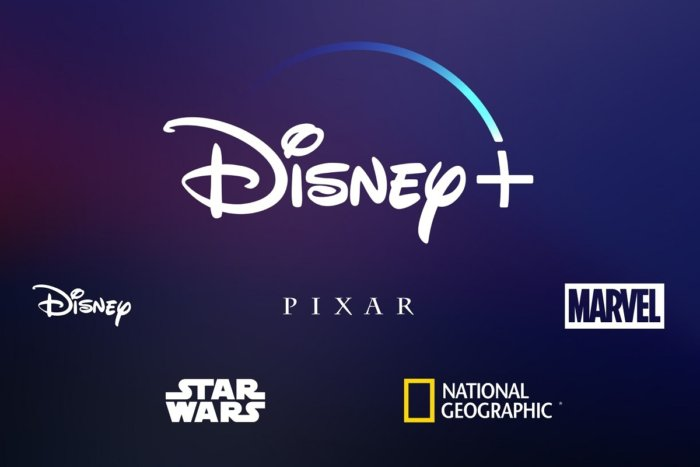 Imagen de Disney+, la plataforma de streaming de Disney