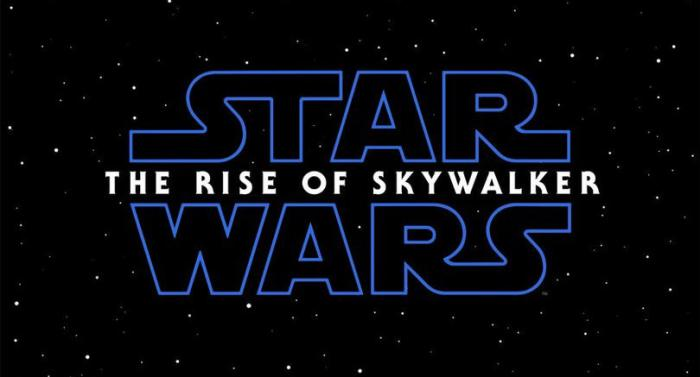 Logo de Star Wars: The Rise of Skywalker (2019)