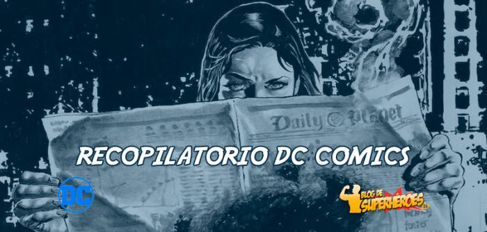 Recopilatorio DC Comics: series para Lois Lane
