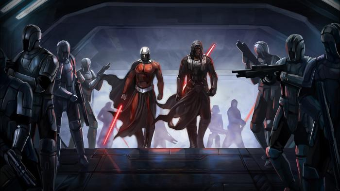 Imagen del videojuego Star Wars: Knights of the Old Republic