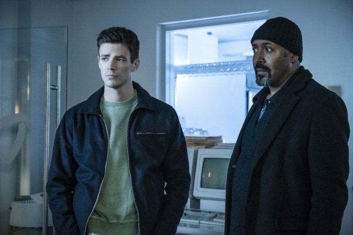 Imagen de The Flash 5x19: Snow Pack