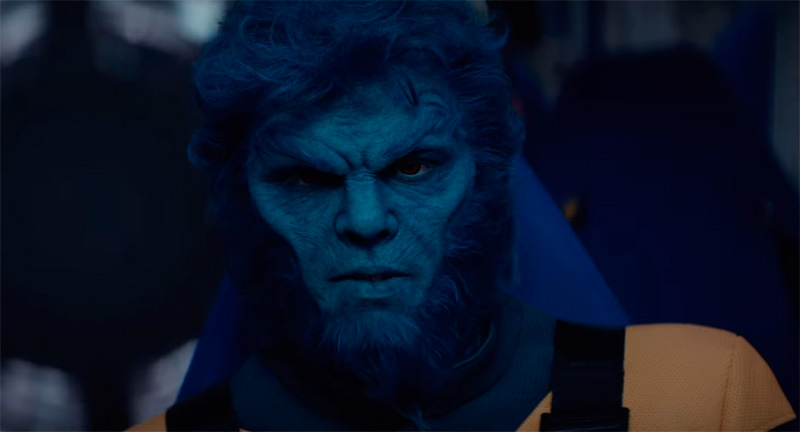Captura del trailer de X-Men: Fénix Oscura (2019)