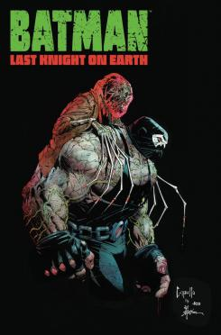 Portada de Batman: Last Knight on Earth #2