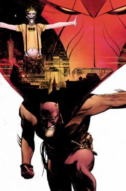 Imagen de Batman: Curse of the White Knight #1