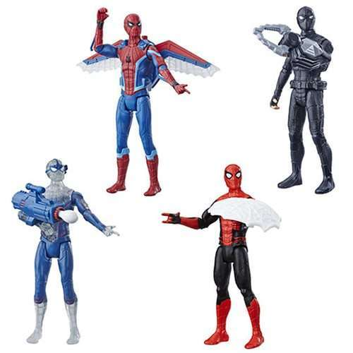 Figuras de Marvel Legends de Spider-Man: Lejos de Casa (2019)