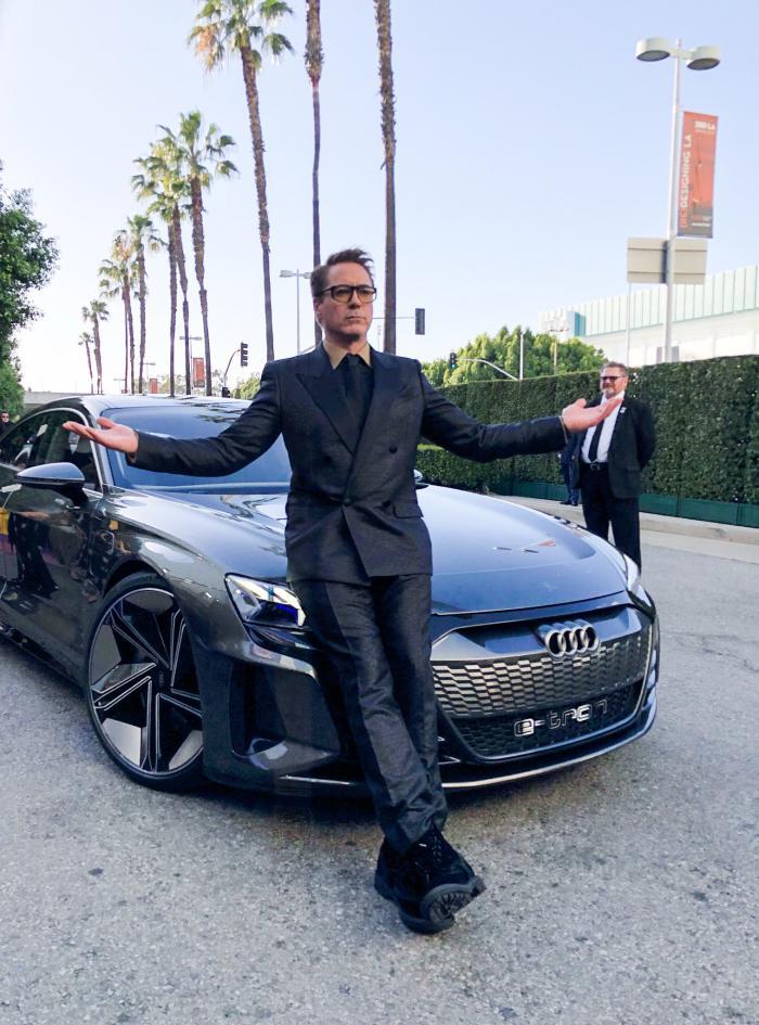 Premiere de Vengadores: Endgame (2019) en Los Angeles