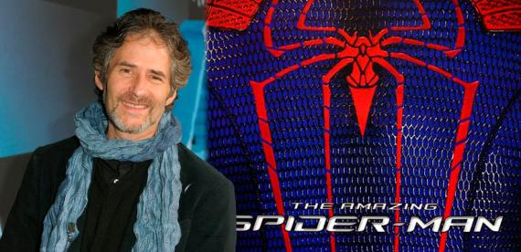 James Horner en negociaciones para realizar la banda sonora de The Amazing Spider-Man
