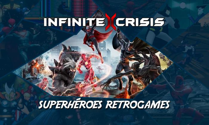 Superheroes Retrogames: Infinite Crisis