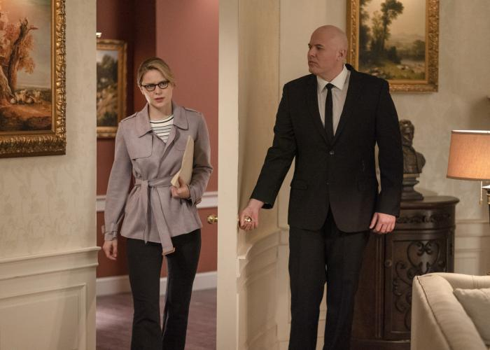 Imagen de Supergirl 4x20: Will The Real Miss Tessmacher Please Stand Up?