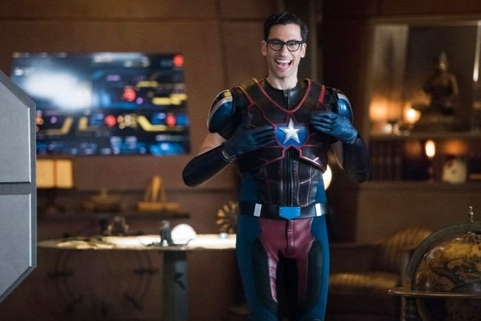 Imagen de Legends of Tomorrow 4x15: Terms of Service
