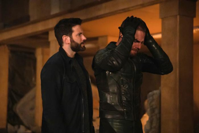 Imagen de Arrow 7x21: Living Proof