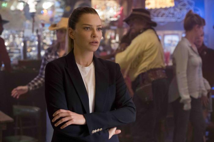 Imagen de la cuarta temporada de Lucifer