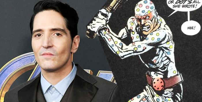 David Dastmalchian será Polka-Dot Man en The Suicide Squad
