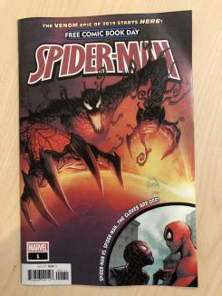 Cómics del Free Comic Book Day de Spider-Man