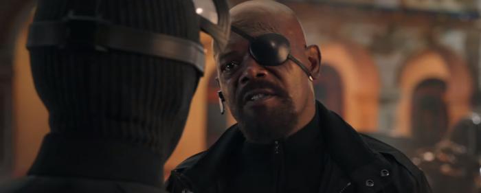 Captura de trailer oficial de Spider-Man: Lejos de Casa (2019)
