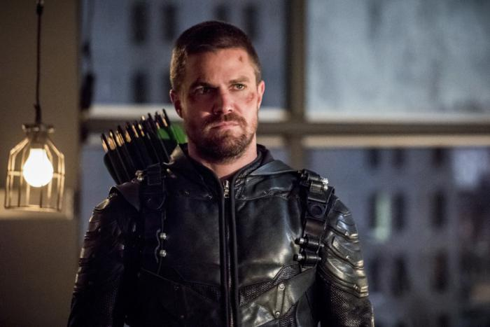 Imagen de Arrow 7x22: You Have Saved This City