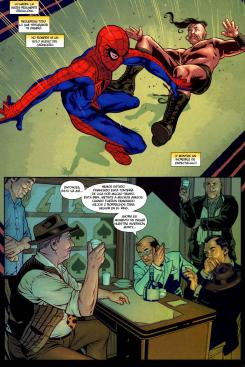 Imagen del cómic 'Spider-Man: With Great Power'