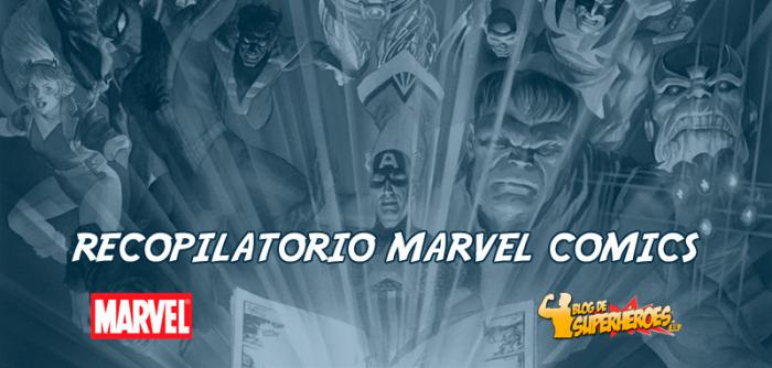 Recopilatorio Marvel Comics: Marvel Comics #1000 revisitará sus 80 años de historia