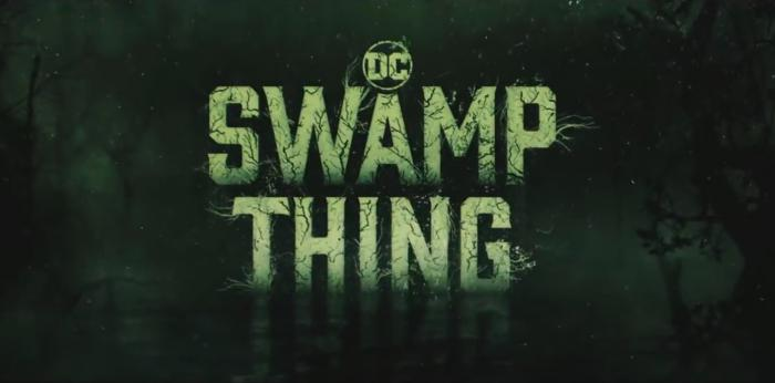 Captura de teaser de la primera temporada de Swamp Thing